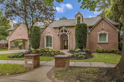 Kingwood Single Family Home Pending: 7 Forest Green Trail