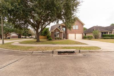 League City Single Family Home For Sale: 5103 Rainflower Circle N