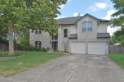 Pearland Single Family Home For Sale: 814 N Hampton Drive