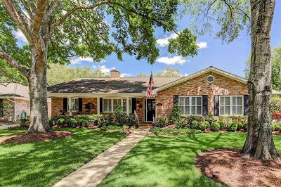 Houston Single Family Home For Sale: 10926 Burgoyne Road