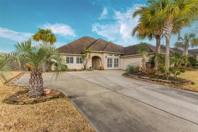 Baytown Single Family Home For Sale: 4218 Bear Creek Trace
