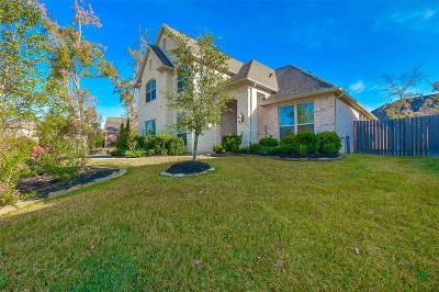 Conroe Single Family Home For Sale: 1821 Lily Meadows Drive