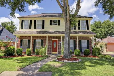 Sealy Single Family Home For Sale: 605 Westview Terrace