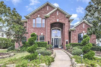 Manvel Single Family Home For Sale: 2823 Shallow Springs Court
