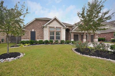 Humble Single Family Home For Sale: 14006 Robbie Creek Lane