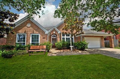 Sugar Land Single Family Home For Sale: 14214 Mosaic Lane