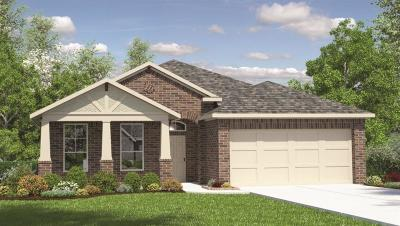 Rosenberg Single Family Home For Sale: 7507 Summer Night