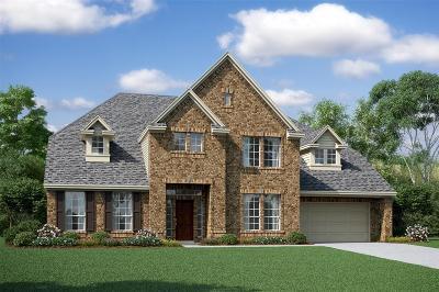Baytown Single Family Home For Sale: 14818 Starwood Drive