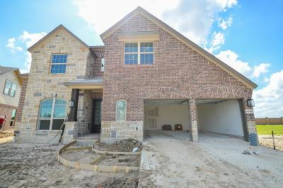 Humble Single Family Home For Sale: 12130 Delwood Terrace Drive