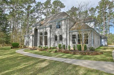 Magnolia Single Family Home For Sale: 15034 Timbershire Court