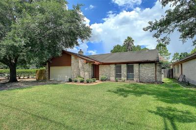 Single Family Home For Sale: 15703 Spring Forest Drive