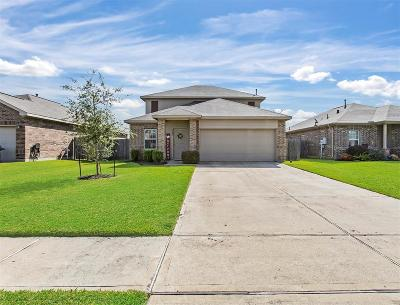 Texas City Single Family Home For Sale: 2206 Garnet Court