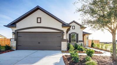 Fulshear Single Family Home For Sale: 5531 Keystone Bay