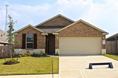 Conroe TX Single Family Home For Sale: $217,000