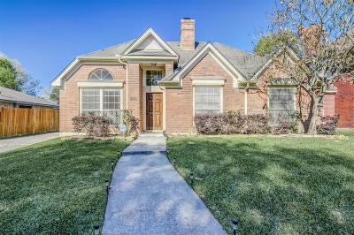 Humble Single Family Home For Sale: 19023 Keyturn Lane