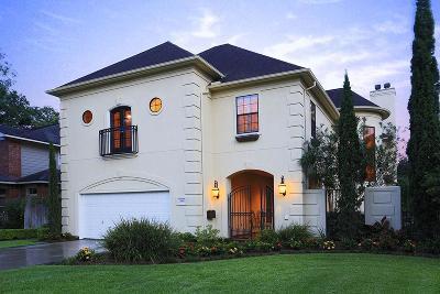 Bellaire Single Family Home For Sale: 5303 Aspen