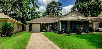 Oak Forest Single Family Home For Sale: 4410 Viking Drive