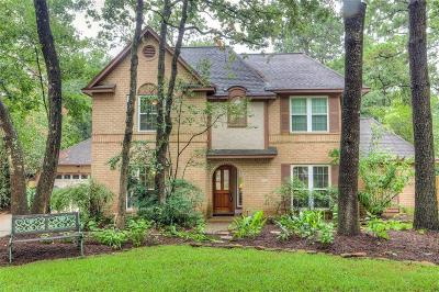 The Woodlands Single Family Home For Sale: 19 Scatterwood Court