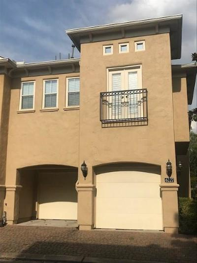 Houston Condo/Townhouse For Sale: 6227 Sutherland Square