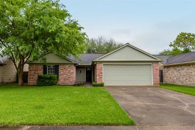 Sugar Land Single Family Home For Sale: 3003 Old Fort Road