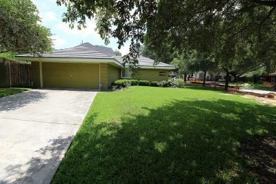 Houston Single Family Home For Sale: 3834 Linklea Drive