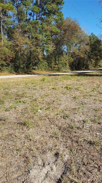 Montgomery Residential Lots & Land For Sale: 14700 Peterson