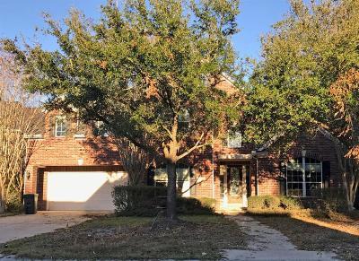 Kingwood Single Family Home For Sale: 19243 Clear Sky Drive