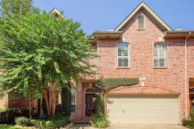 Houston Single Family Home For Sale: 7526 Woodvine Place Court