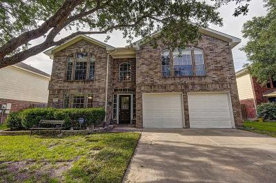 Katy Single Family Home For Sale: 23710 Welch House Lane
