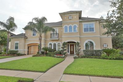 Single Family Home For Sale: 6007 Sandia Lake Lane