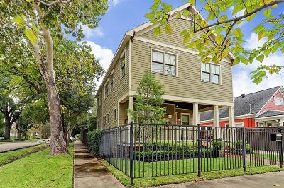 Houston Single Family Home For Sale: 221 W 13th Street