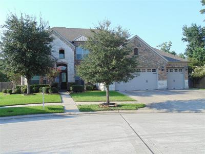 Houston Single Family Home For Sale: 14007 Lake Tahoe Court