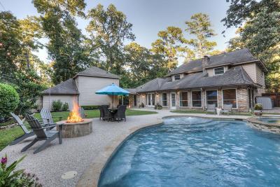 Conroe Single Family Home For Sale: 631 Atlanta Park
