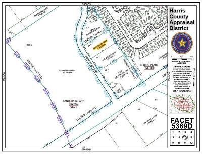 Spring Residential Lots & Land For Sale: Whittaker Way