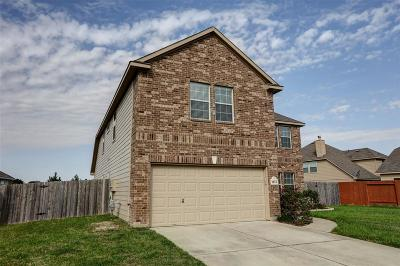 Conroe Single Family Home For Sale: 1013 Shadow Glenn Drive