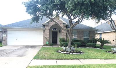 Houston TX Single Family Home For Sale: $245,500
