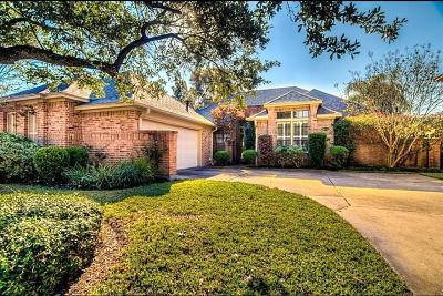 Houston Single Family Home For Sale: 12115 Piping Rock Drive