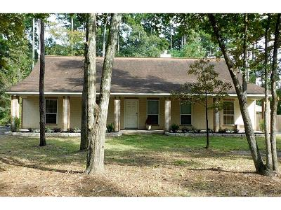 Magnolia Single Family Home For Sale: 32902 Riverwood Drive