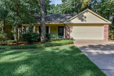 The Woodlands Single Family Home For Sale: 38 Rockridge Drive
