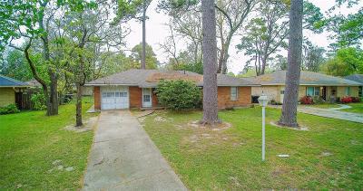 Oak Forest Single Family Home For Sale: 2014 Ebony Lane