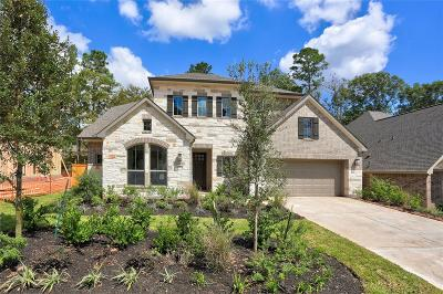 The Woodlands Single Family Home For Sale: 120 Verdancia Park Court