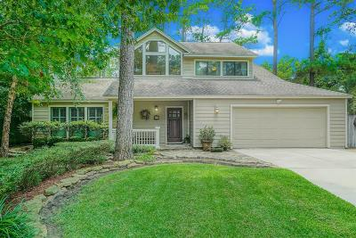 The Woodlands Single Family Home For Sale: 27 Split Rock Court