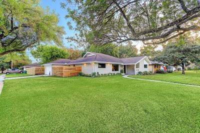 Houston Single Family Home For Sale: 5003 Briarbend Drive