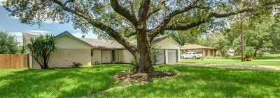Alvin Single Family Home For Sale: 2500 Westfield Street