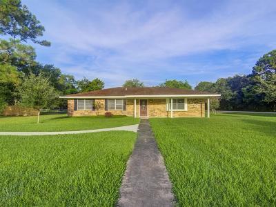 Santa Fe Single Family Home For Sale: 6300 Avenue G