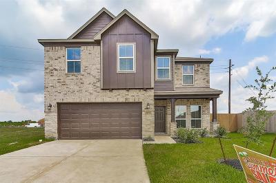Houston Single Family Home For Sale: 14831 Meadow Acre Trail