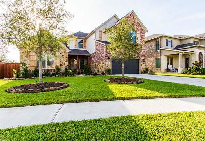 Pearland Single Family Home For Sale: 9606 Eden Ridge Lane