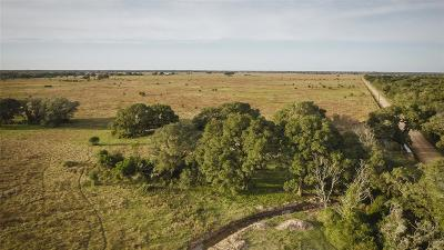 Colorado County Farm & Ranch For Sale: Tbd Cr 162