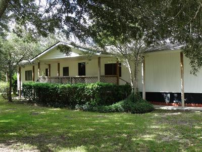 Pearland Single Family Home For Sale: 3932 Allen Road