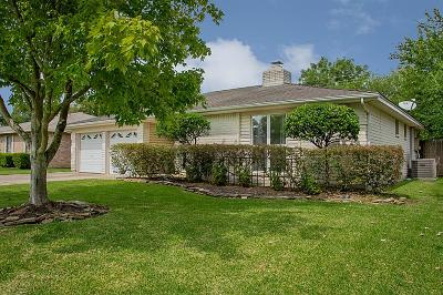 Harris County Single Family Home For Sale: 16739 Townes Road